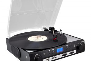 Converting your classic vinyl records to digital