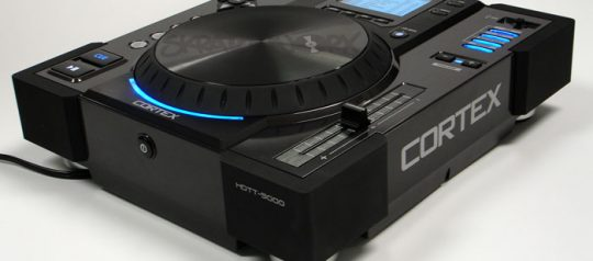 Cortex HDTT-5000 Digital Turntable Review