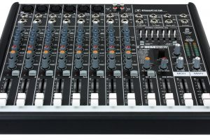 Mackie PROFX12 12-Channel Effects Mixer Review