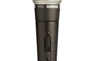 Shure SM58 Microphone Review